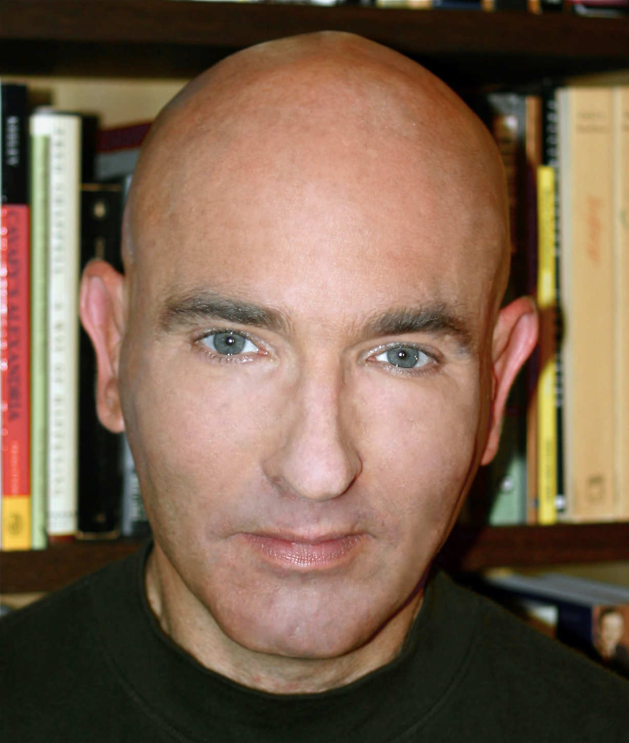 Author Photo: Laurent Ambard