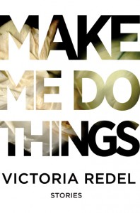 Make Me Do Things front cover