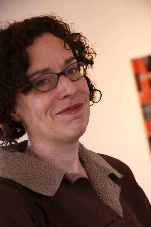 Author Photo: Jane Berger