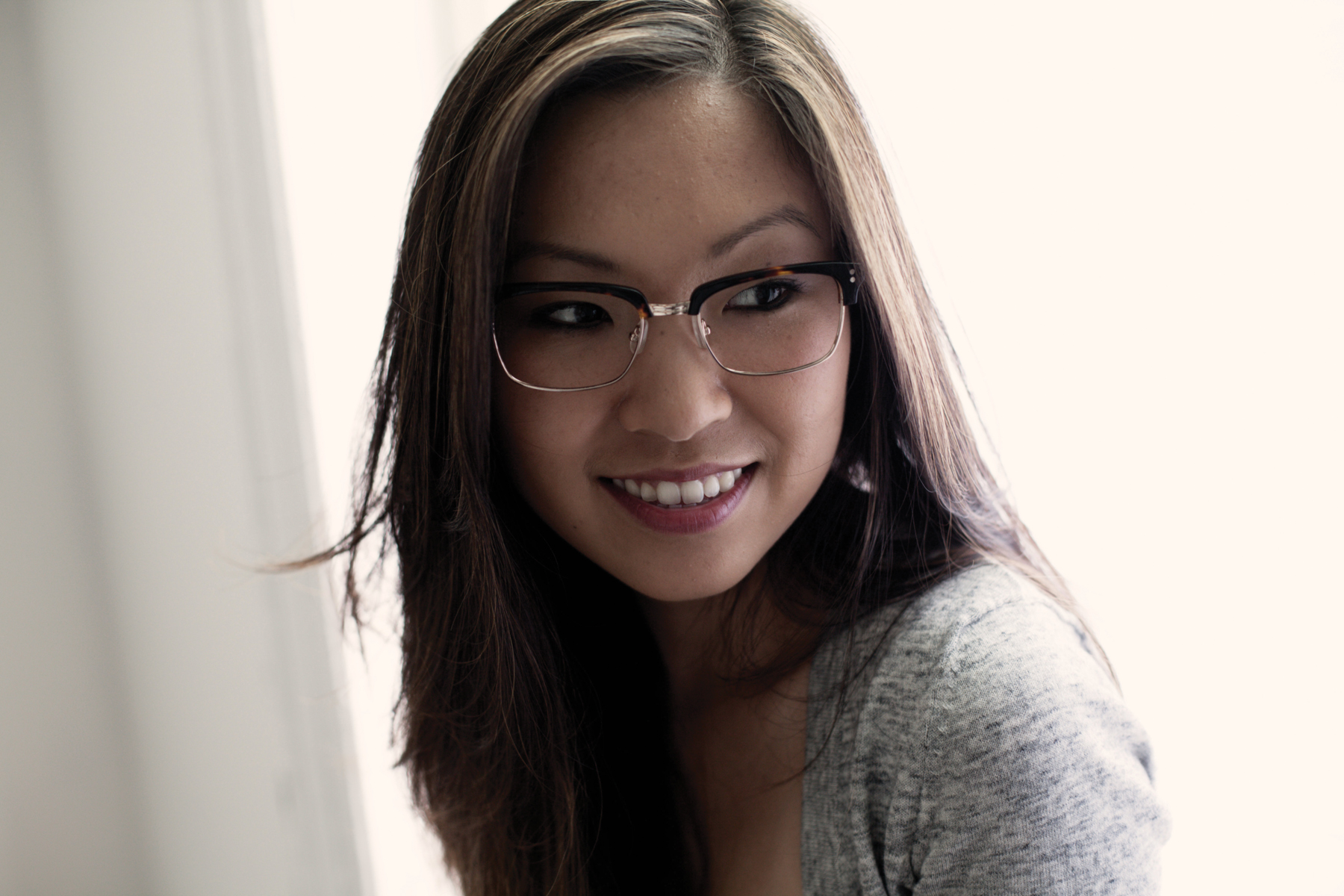 Author Photo: An Rong Xu