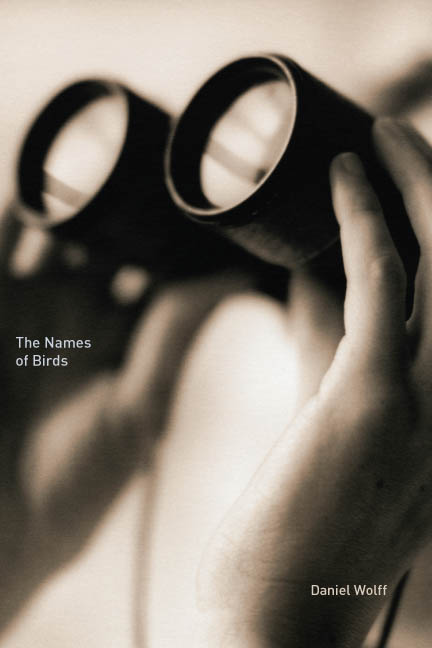 The Names of Birds Front Cover