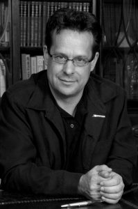 Author Photo of Kevin Prufer by Emy Johnson