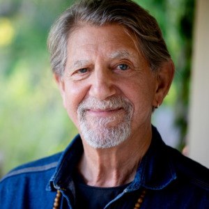 Peter Coyote Author Photo